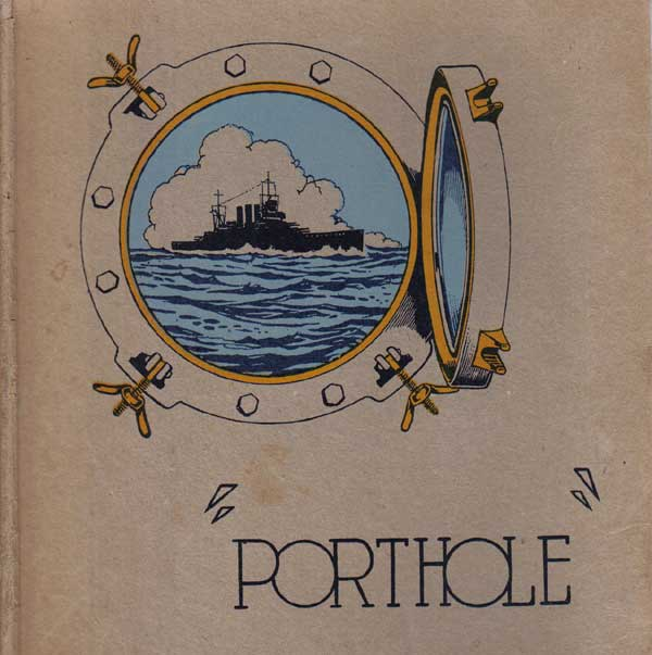 Porthole, the well known call sign of HMAS Shropshire used in the war in the Pacific.