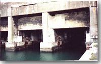 La Rochelle U-Boat pens - click to read more