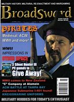 Broadsword Magazine - click to read the article