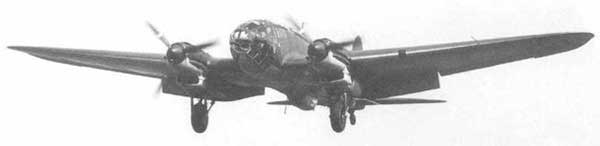German Heinkel 111
