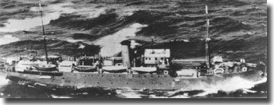 The Egyptian vessel El Quesir which Israel claimed they believed they attacked on the 8th. of June 1967.