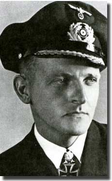 Eric Topp. Scuttled his last command in May 1945