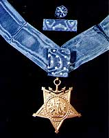 Medal of Honor - click to read the article