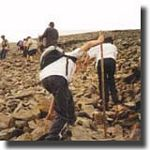 Climbing Croagh Patrick - click to read more